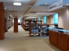 Custom Millwork-Public Library